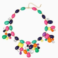 Sugar Rush Statement Necklace | Fashion Jewelry - Candy Coated | charming charlie