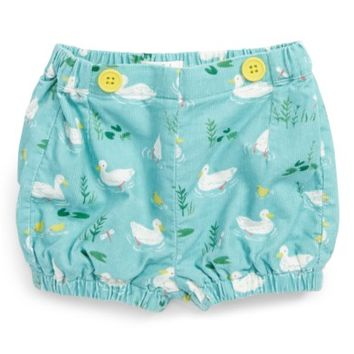 Mini Boden Pretty Corduroy Bloomers (Baby Girls & Toddler Girls) | Nordstrom