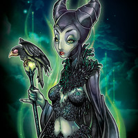 EVIL Art Print by Tim Shumate