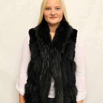 Linda Richards Rex And Racoon Vest