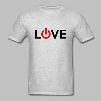 Love Power T-Shirt | Logic72