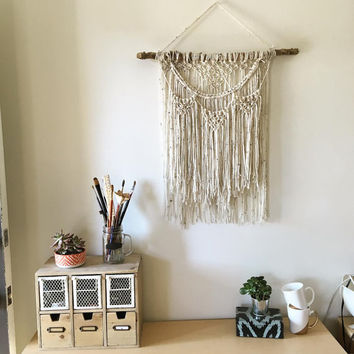 Best Macrame Wall Hanging Products On Wanelo