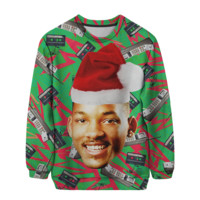 Fresh Prince of Bel-Air Christmas Sweater
