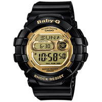 G-Shock Baby-G Bgd141-1 Watch Black/Gold One Size For Women 23138514901