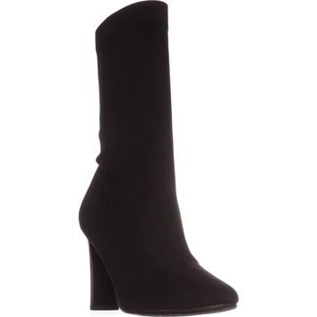 Circus by Sam Edelman Joy Mid-Calf Fashion Boots, Black, 9 US / 39 EU