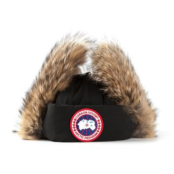 canada goose pilot hat review