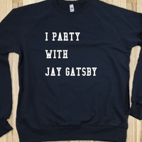 I party with Jay Gatsby - Lexys Shop