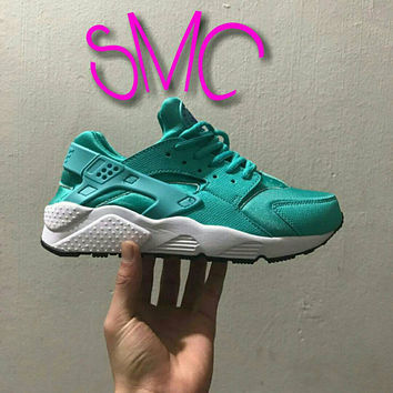 Custom Nike Air Huarache Nike Trainers Authentic Shoes Customized Sneakers Runners Women's Painted Trainers