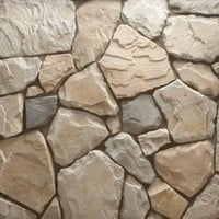 Veneerstone Field Stone Cascade Flats 10 sq. ft. Handy Pack Manufactured Stone-97446 - The Home Depot