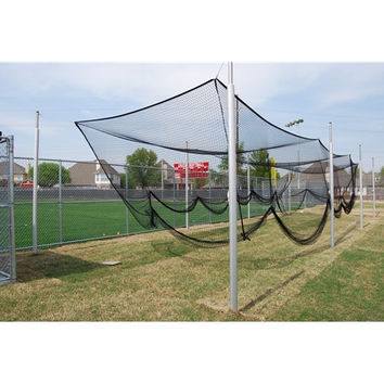 Gared Sports Steel Outdoor Batting & Multi-Sport Cage, 70'