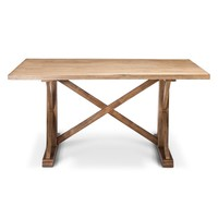Farmhouse Rectangle Dining Table : Target