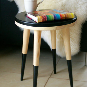 Stool, Side table, stool table, chair, small table, wood stool, coffee table, wooden chair, flower stool