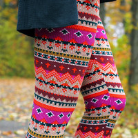 So 70's Leggings - Restocked