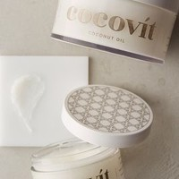 Cocovit Coconut Oil in White Size: