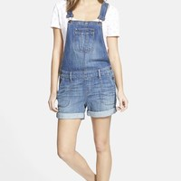 Women's Treasure&Bond Short Overalls ,