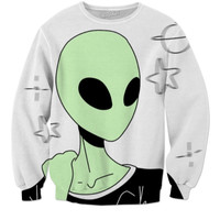 Teenage Alien Sweatshirt