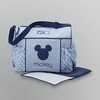 Disney Baby  Mickey Mouse Diaper Bag