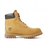"Timberland Premium 6"" Lace Up Boot at The Idle Man"