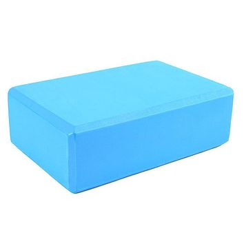 New Arrival EVA Thicken Yoga Block Brick Sports Exercise Fitness Gym Workout Stretching #20