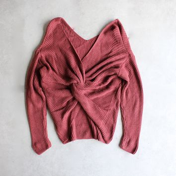 knot it knit sweater