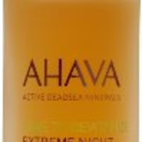 AHAVA Time to Revitalize Extreme Night Treatment, 1 fl. oz.