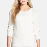 Junior Women's BP. Shaker Stitch Tunic