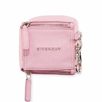Givenchy Pandora Cube Pouch Charm/Keychain
