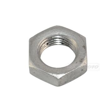 "MEGAIRON BSPT 1/2"" DN15 Lock Nut O-Ring Groove Stainless Steel SS304 Hexagon Locking Nut Brand New"