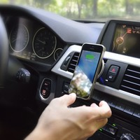 Put2Go – Car Mount with Wireless Charging, Ultra Convenient