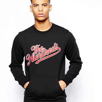 The Hundreds Sweatshirt With Classless Forever