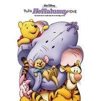Winnie The Pooh - Pooh's Heffalump Movie - Movie Poster / Print (Pooh, Tigger, Piglet…) (Clear Poster Hanger) - Walmart.com