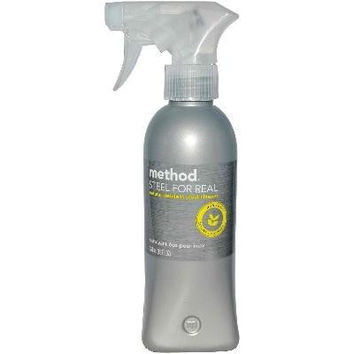 Method Stnls Steel Cleaner (6x12oz )