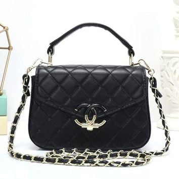 shosouvenir :LV Women Shopping Leather Tote Handbag Shoulder Bag