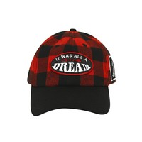Dream Dad Hat Red