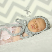 Gray Newborn hat, Neutral Soft Knit baby Hat, Baby Boy Photo Prop, Grey Bonnet, Etsy Kids, Europeanstreetteam