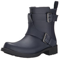 Gentle Souls Womens Best Fun Rubber Ankle Rain Boots