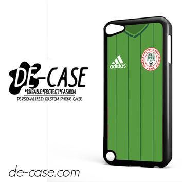 Nigeria Soccer Jersey For Ipod 5 Ipod Touch 5 Case Phone Case Gift Present YO