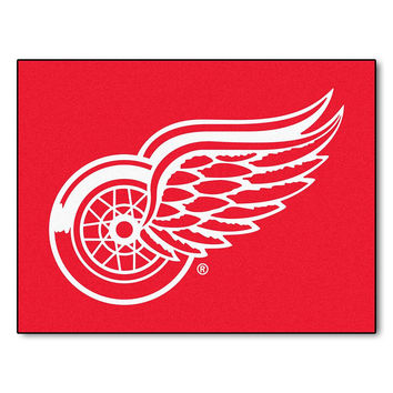 Detroit Red Wings NHL All-Star Mat (34x45)
