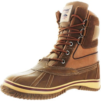 Pajar Tuscan Men's Duck Toe Winter Boots