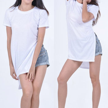 Summer Short Sleeve Loose Tops