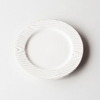 Small Ceramic Plates - Set of 4