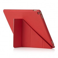 Pipetto iPad Pro Origami Case - Red