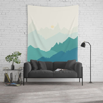 Landscape NC 11 Wall Tapestry by naturalcolors