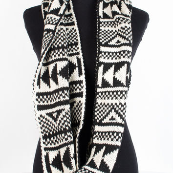 Aztec Holiday Scarf