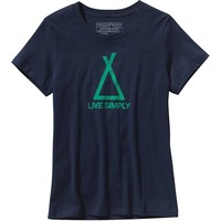 Patagonia Tent Life Cotton T-Shirt - Women's