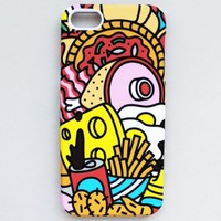 Lazy Oaf | All Day Buffet iPhone 5 Case