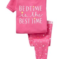 """Bedtime"" PJ Sets for Baby"