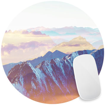 Sunshine Glory Mouse Pad Decal