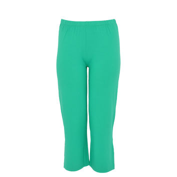 Yoek Trousers 7/8 vi/ea Grass