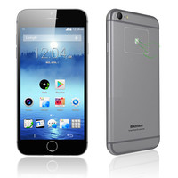 Blackview Ultra A6 Android 4.4 Phone - 4.7 Inch 1280x720 Capacitive TFT OGS Screen, MTK6582 Quad Core CPU, Back Touch (Gray)